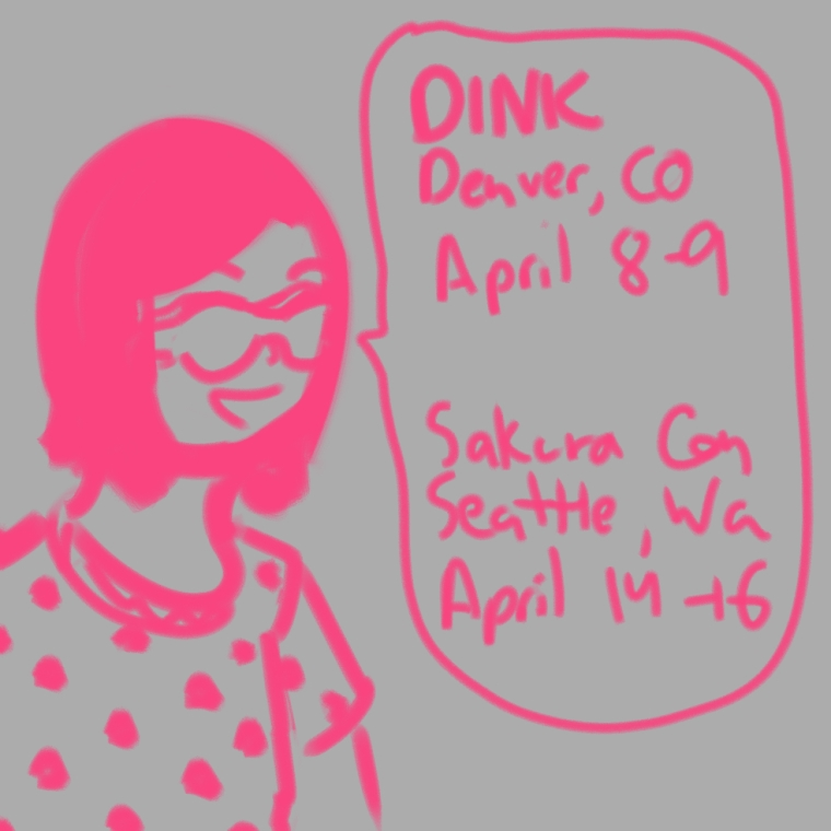 DINK and SCon Announcement