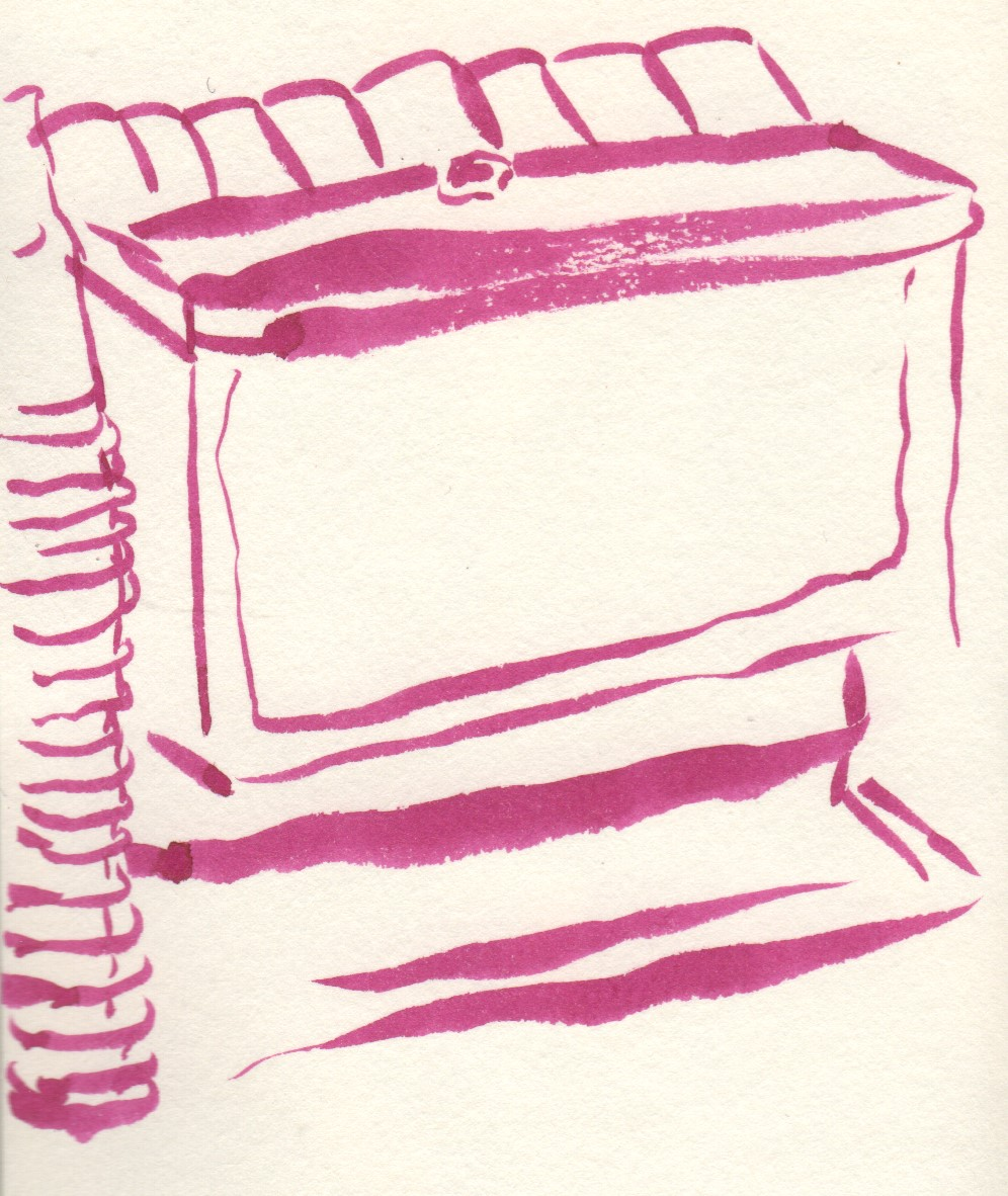 Soda Machine Brush Pen